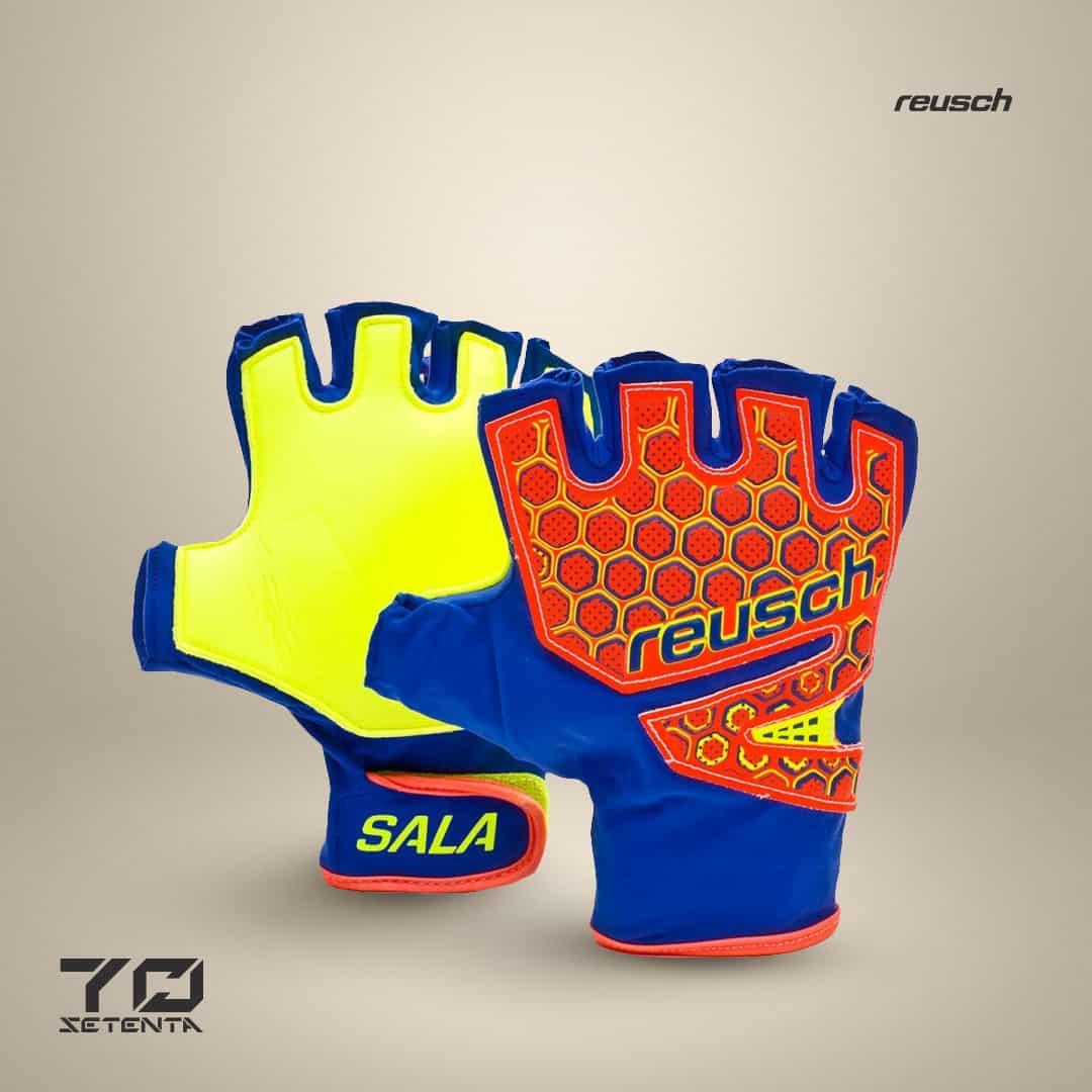guantes de futsal reusch