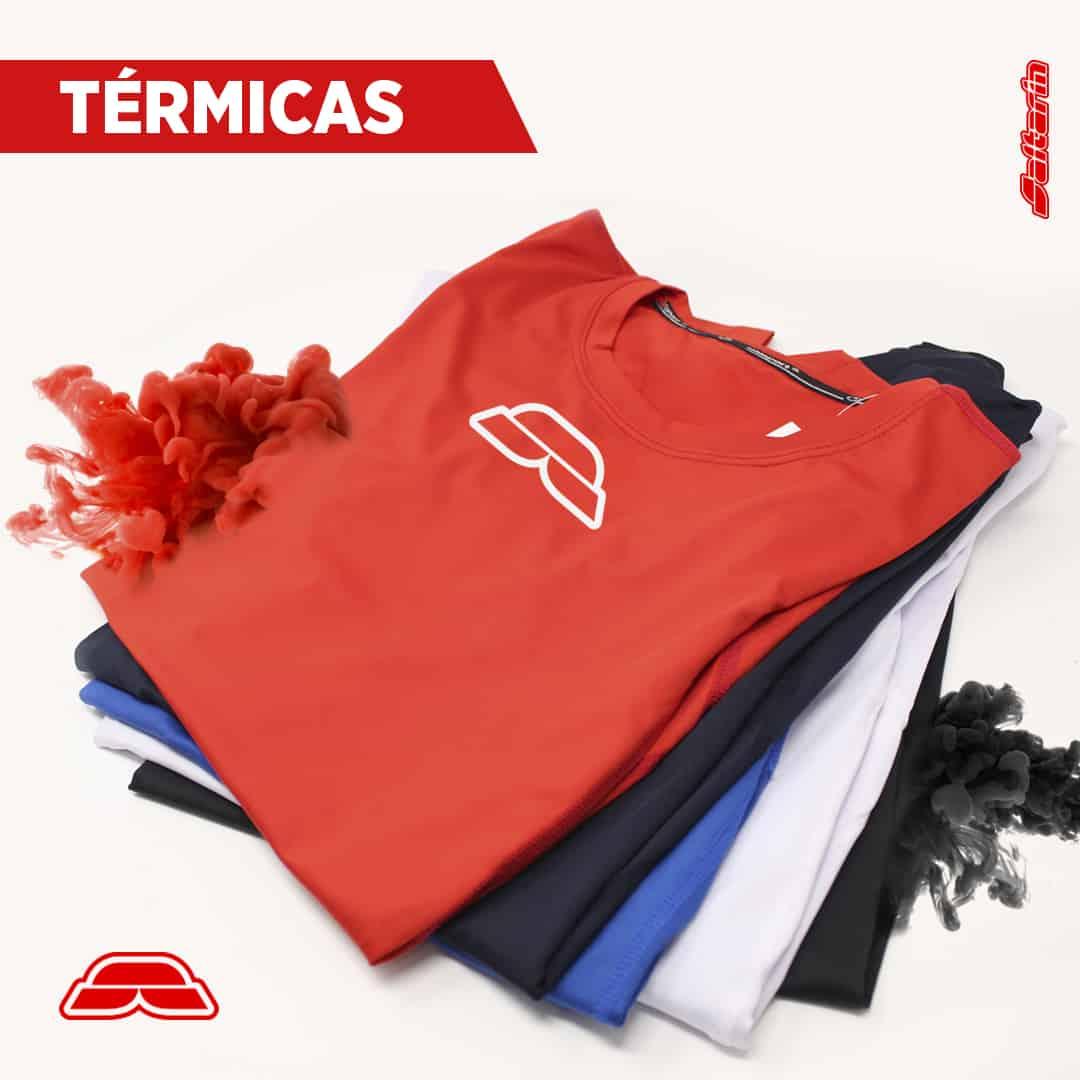 termicas saltarin rojo