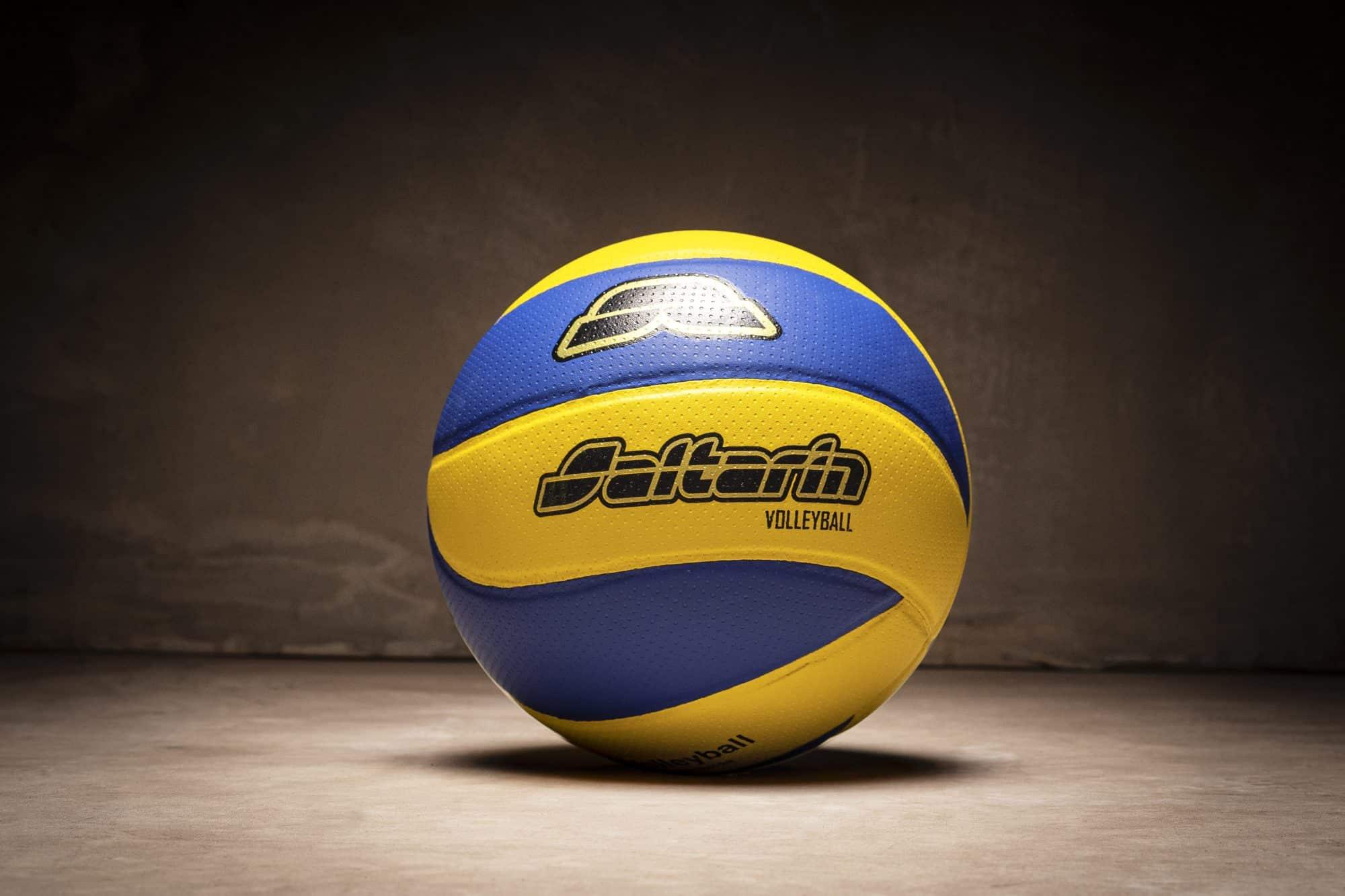 Pelota Volley Spiro Pro Saltarin